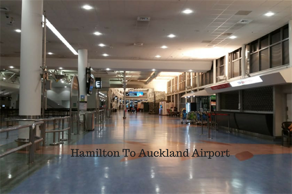 Hamilton to Auckland Airport - Door to Door Shuttle Service