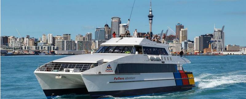 Fullers360 Harbour Cruise